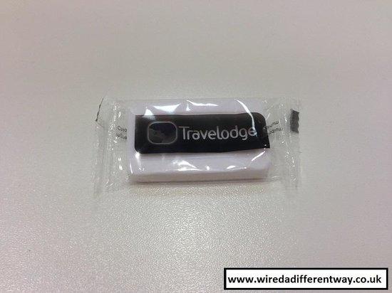 Travelodge Bracknell Central: Travelodge Soap