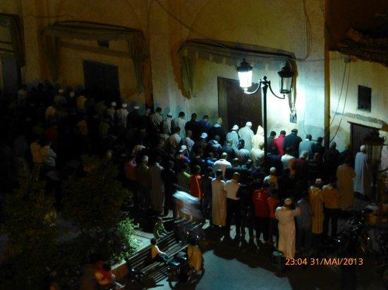 Nid'cigogne: Prière