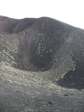 Etna Sicily Touring: Cratere silvestre