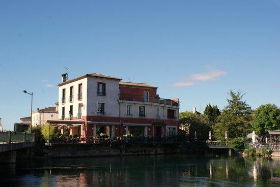 Les Terrasses du Bassin : l'hotel