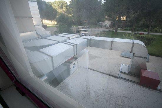 Sirene Belek Hotel: Room 3156 view