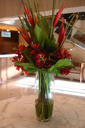 Amora Hotel Wellington: Amora lobby