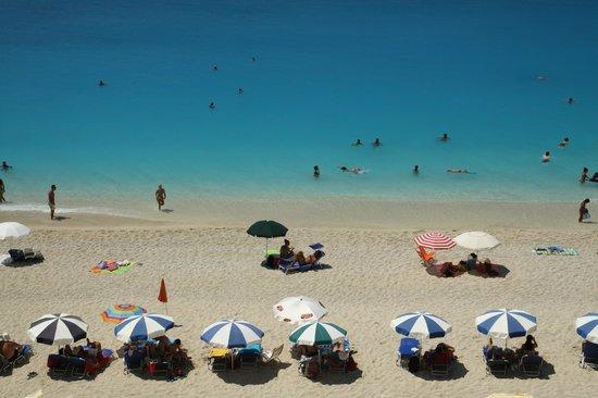 Strand von Egremni: Egreamni Beach and amazing water