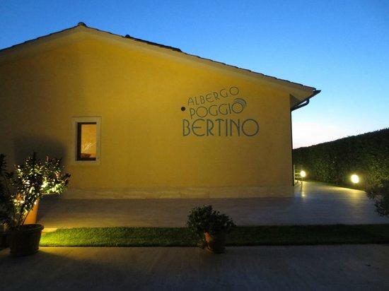 Hotel Poggio Bertino : L'Albergo