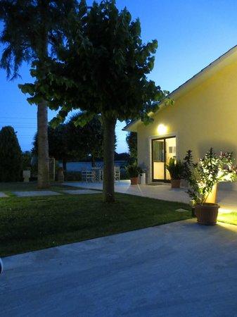 Hotel Poggio Bertino: L'Albergo