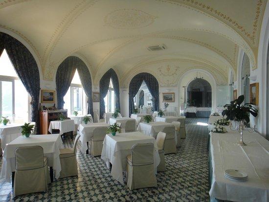 Hotel Luna Convento: Hotel dining room