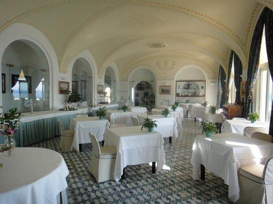 Hotel Luna Convento: Breakfast room