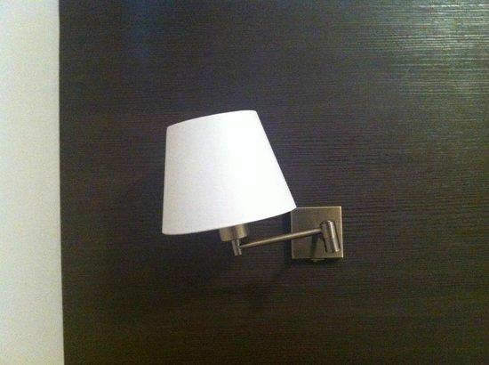 Hotel Villa Kalemegdan : The lamp
