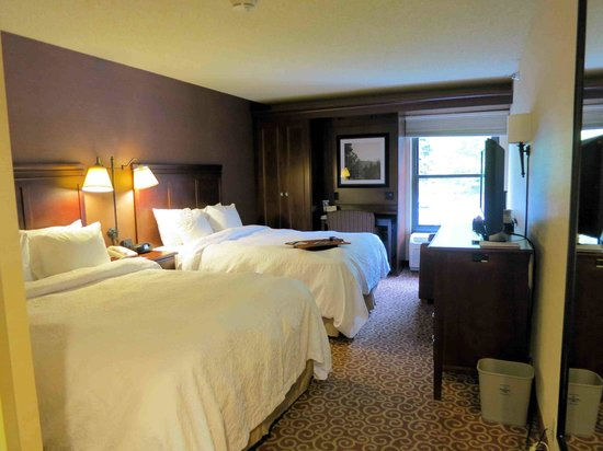 Hampton Inn Seattle/Southcenter : Room 200