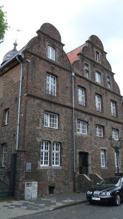 Altes Zollhaus Duesseldorf Kaiserswerth