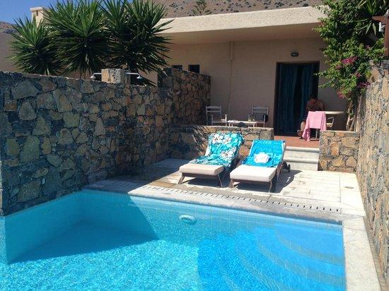 Elounda Palm Hotel : que du bonheur !