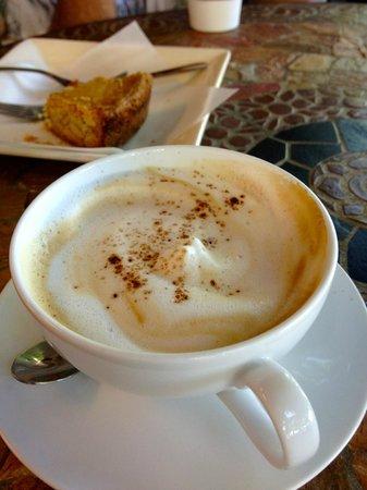 Espresso Italiano: Cappuccino - in a cappuccino cup!