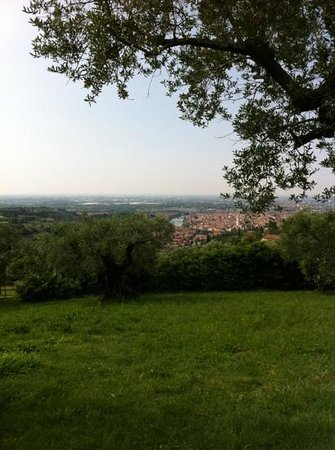 Agriturismo San Mattia: Amazing place and view on Verona