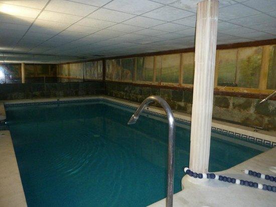 Hotel Sultan Club Marbella: indoor pool