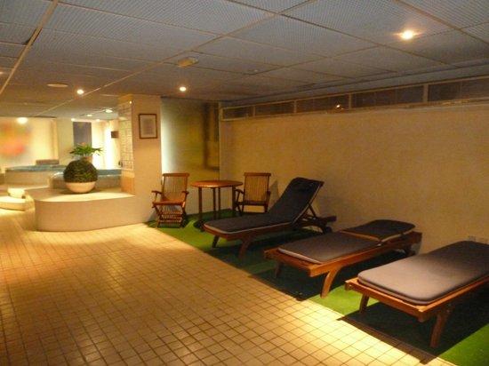 Hotel Sultan Club Marbella: spa