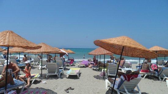 Batihan Beach Resort & Spa: sea view