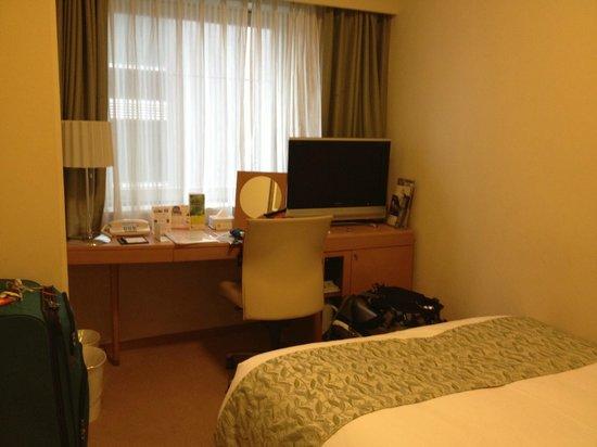 Hotel Sunroute Plaza Shinjuku: Quarto