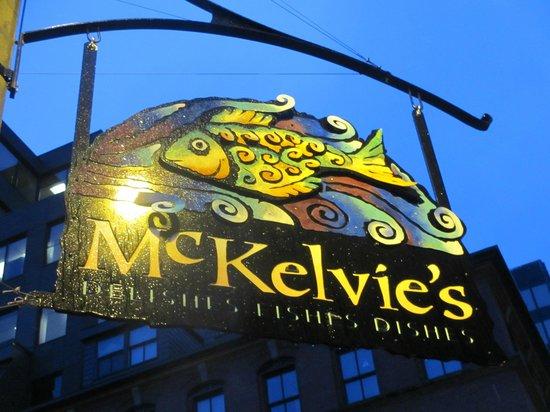 McKelvie's Delishes Fishes Dishes : McKelvie's