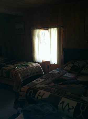 Harmel's Ranch Resort: bedroom