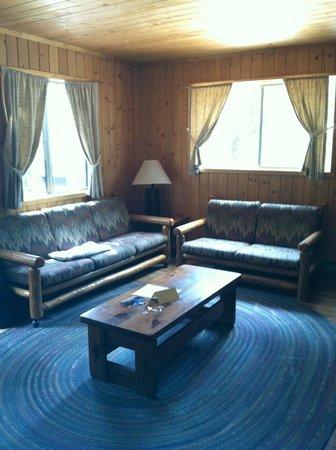هارميلز رانش ريزورت: living room