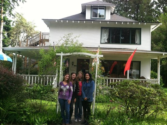 Cullens House From Twilight cullen house!! - picture of twilight tours in forks, forks