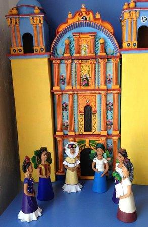Centro Cultural y Artesanal Izamal: Frida Kalos