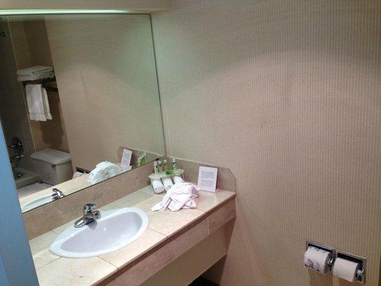 Atrium Inn Vancouver: bathroom