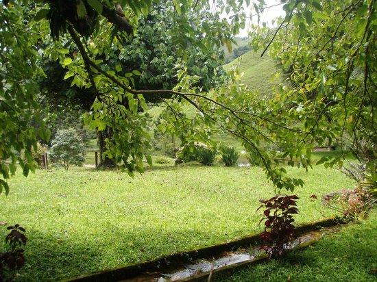 Pousada Recanto do Pinheirao : Vista do Chalé