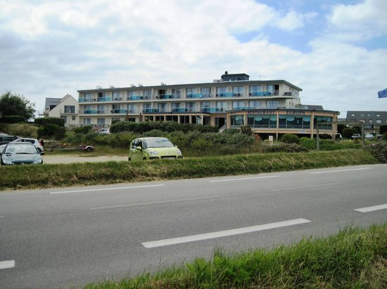 Piscine picture of hotel europa quiberon tripadvisor for Piscine quiberon