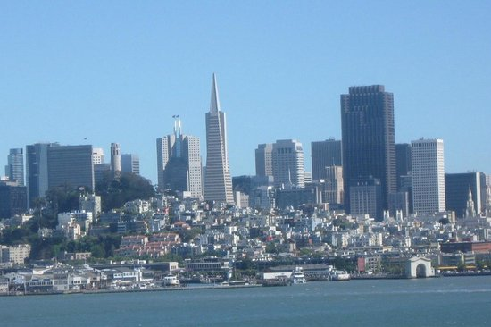 BEST WESTERN PLUS The Tuscan: San Francisco Skyline