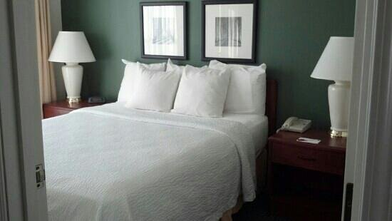 Residence Inn Philadelphia Great Valley/Exton: bedroom