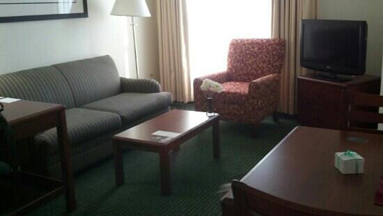 Residence Inn Philadelphia Great Valley/Exton: living room
