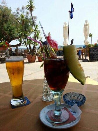 Melis : Best Sangria in Cala Bona