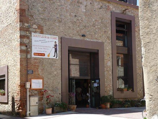 Palau Del Vidre L'Atelier