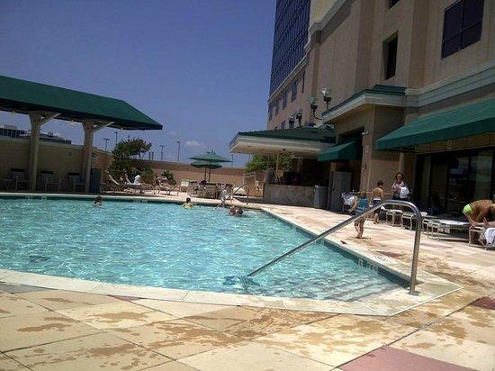 Samstown Shreveport Pool Area Picture Of Sam 39 S Town Hotel And Casino Shreveport Shreveport