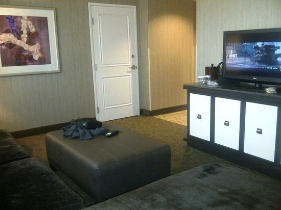 Sam's Town Hotel and Casino Shreveport: SamsTown Shreveport Magnolia Suite