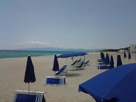 Triton Villas Residence & Hotel: Spiaggia