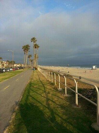 Orange County Coast: superb beach !!