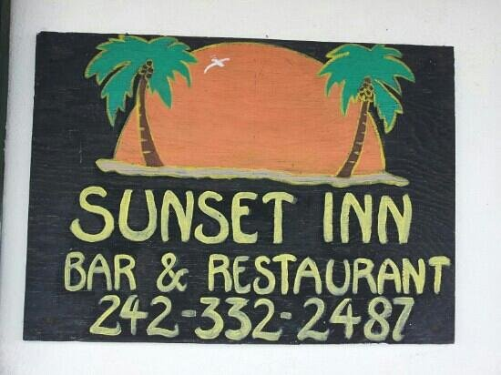 New Sunset Inn: Sunset Inn Bar & Restaurant