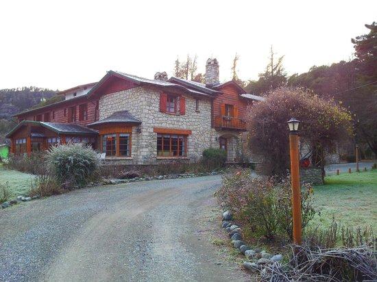 Hosteria Valle del Sol: el hotel