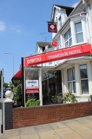 Thameside Hotel: Nicest hotel on Caversham