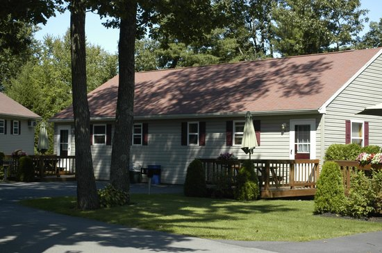 Country Cottages and Motel: 1 Bedroom Condo's