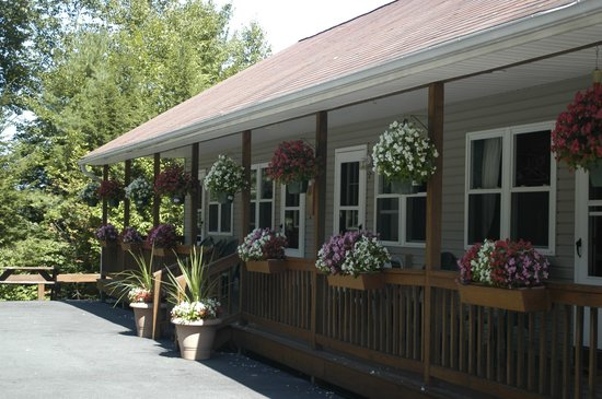 Country Cottages and Motel: Motel