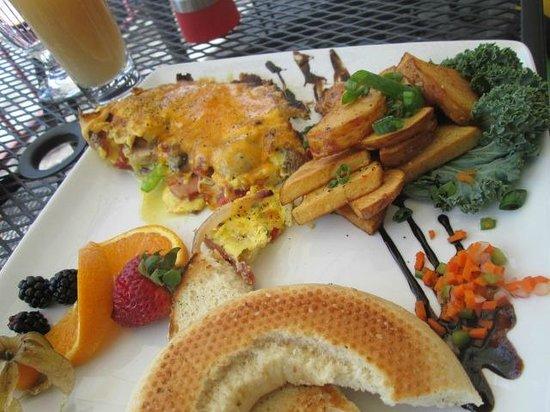 O Bistro : le breakfast