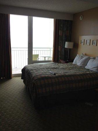 Ocean Beach Club: bedroom #1 in the lockout suite