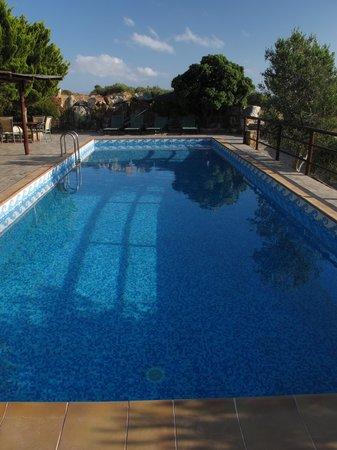 """Amygdalia Villas: Talk about a """"private pool""""!"""