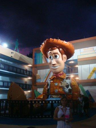 Disney's All-Star Movies Resort: hotel all movie star