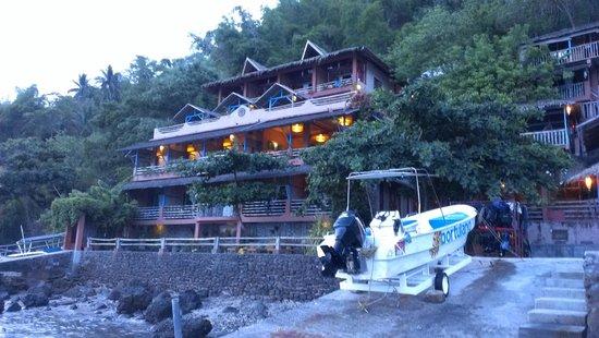 Portulano Dive Resort: The resort
