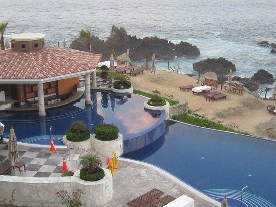 Hacienda Encantada Resort & Spa: Great view Sea of Cortez