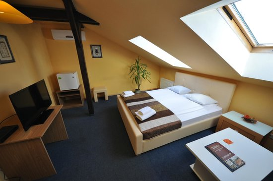 Spare Hotel: Superior Room
